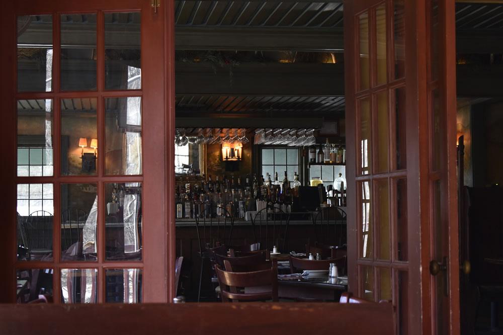 Empty Tavern