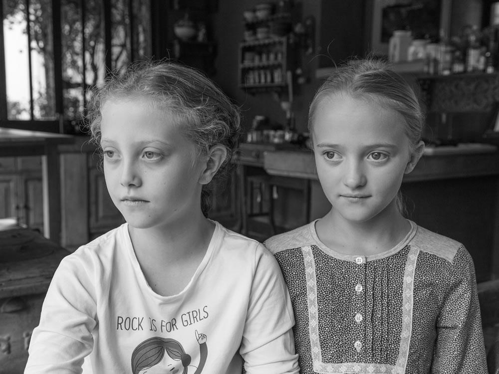Martina and Julia