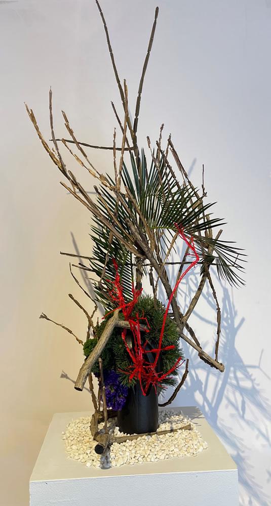 Ikebana Without Water