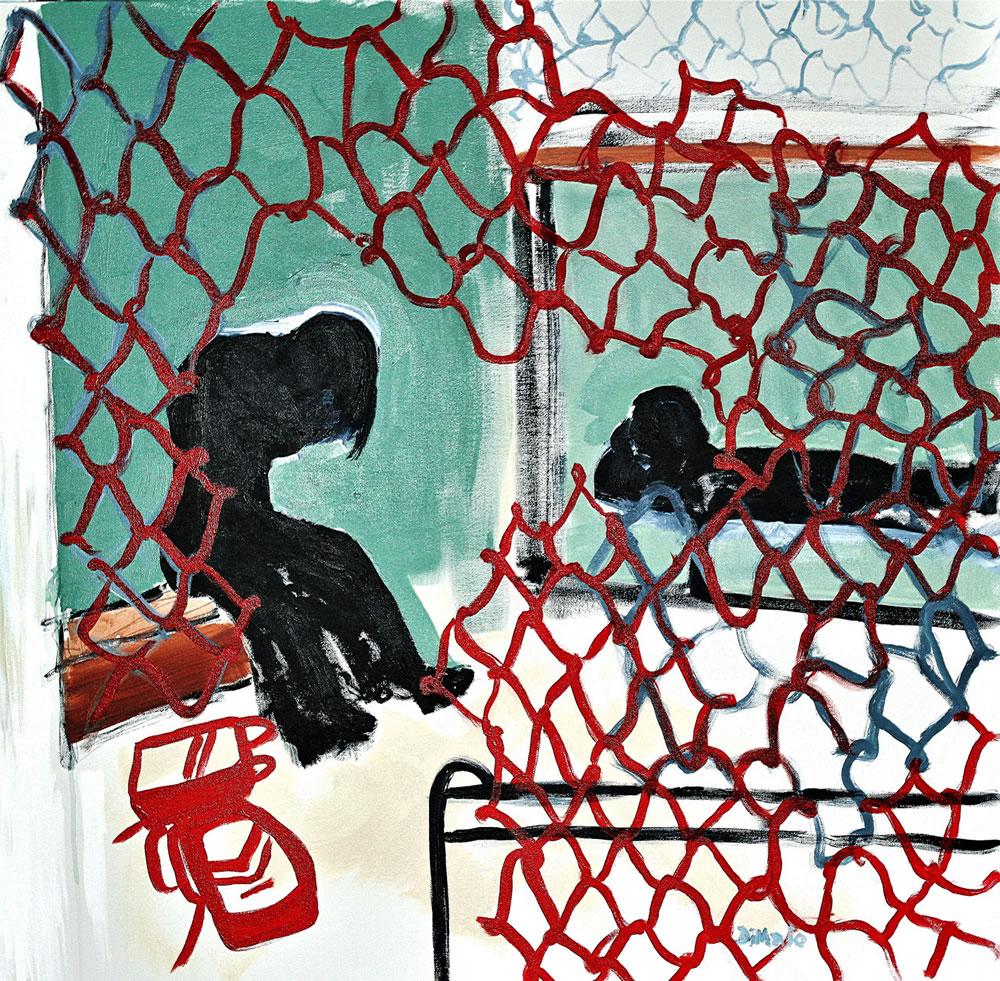 Securing the Border:  Despair of Asylum Seekers