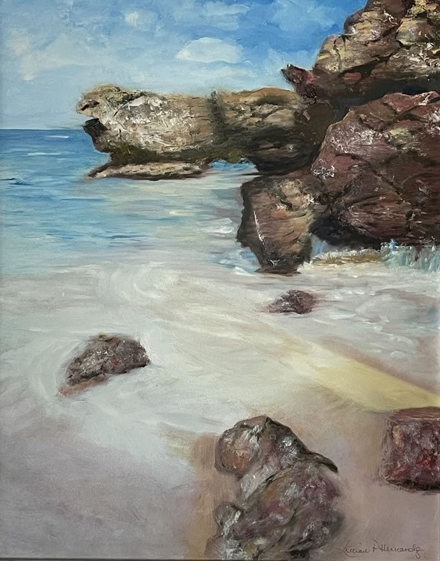Puerto Rican Seascape