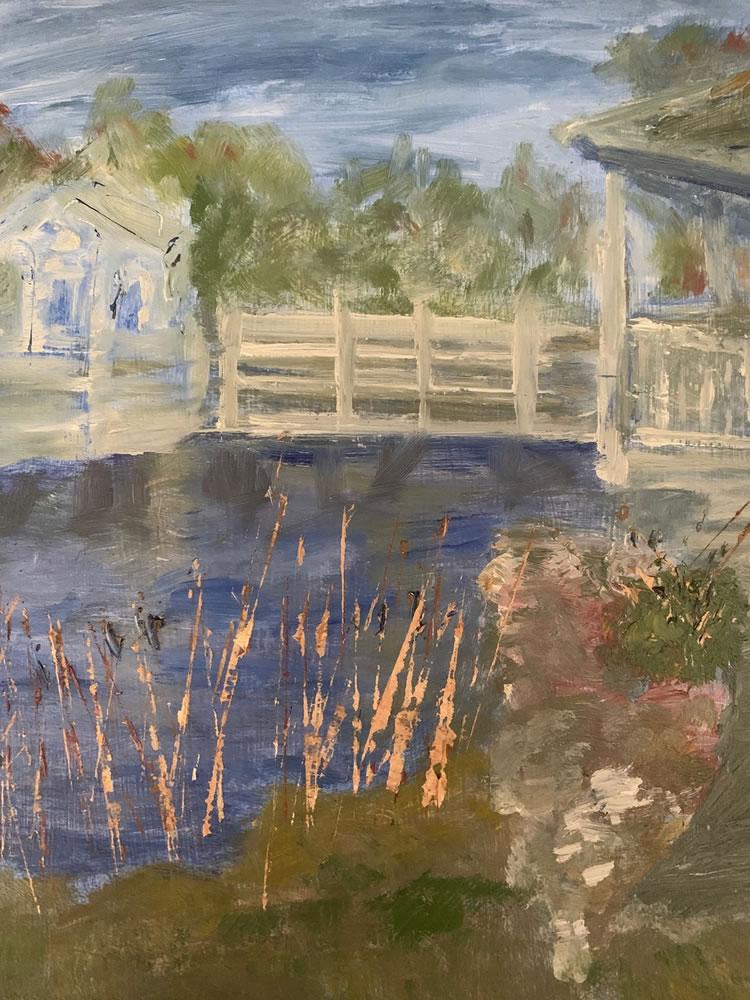 Springing (Ned Dimes Marina Westport)
