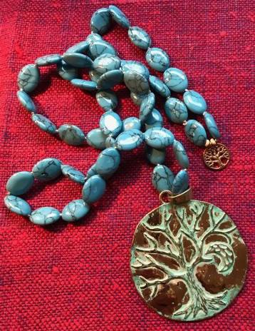 Silvermine Necklace